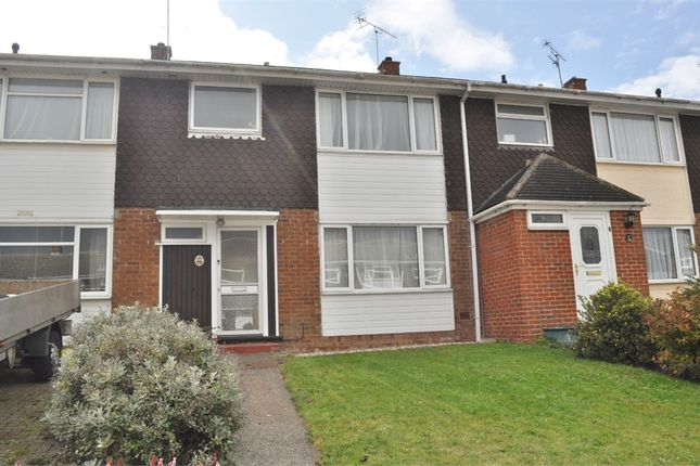 Thumbnail Terraced house to rent in Waveney Drive, Chelmsford, Essex