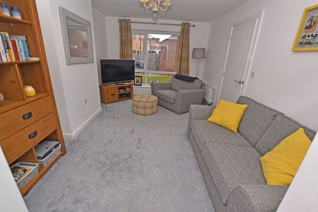 Lounge of Merlay Court, Killingworth, Newcastle Upon Tyne NE12