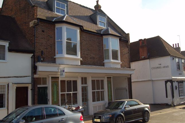 Thumbnail Flat to rent in Tilehouse Street, Hitchin