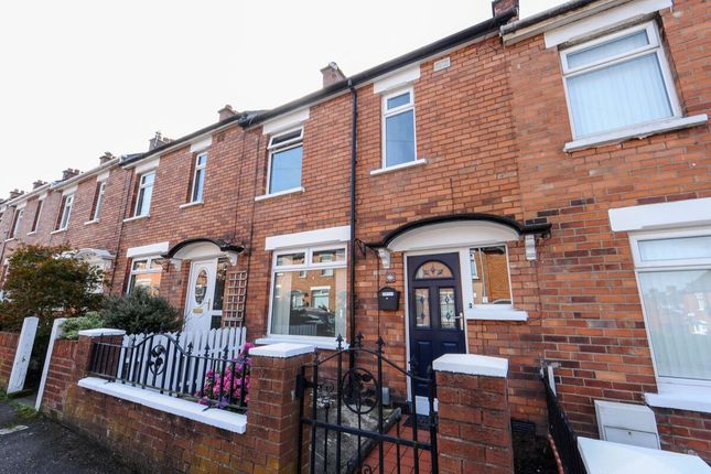 Thumbnail Terraced house for sale in Aigburth Park, Belfast