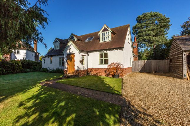 Thumbnail Detached house for sale in Lee Lane, Maidenhead, Berkshire