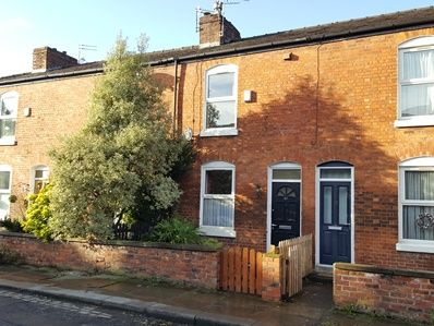 Thumbnail Terraced house to rent in Churchwood Road, Didsbury