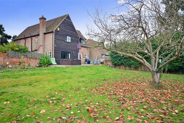 4 bed detached house for sale in Stock Road, Billericay, Essex