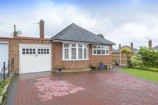 Thumbnail Detached bungalow for sale in Avondale Road, Wellington, Telford, Shropshire