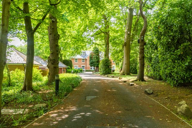 Private Driveway of Tall Pines, Gally Hill Road, Fleet GU52