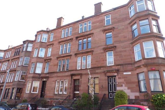 Thumbnail Flat to rent in Cranworth Street, Glasgow