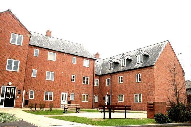 Thumbnail Flat to rent in Simpson Square, St. Michaels Street, Shrewsbury