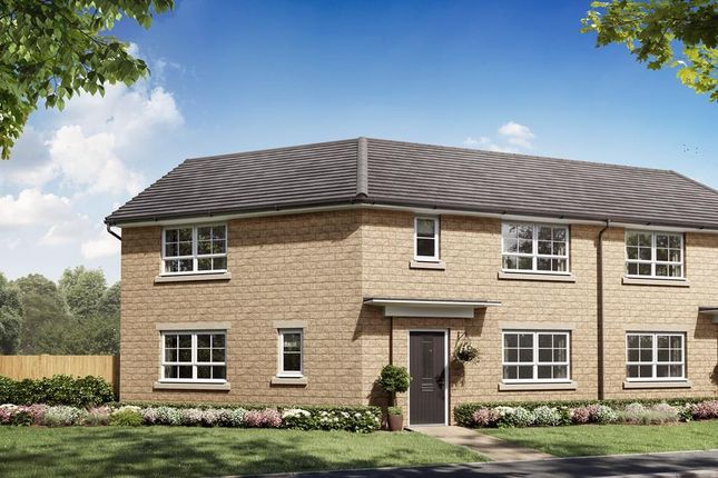 """Thumbnail Detached house for sale in """"Eskdale"""" at Burlow Road, Harpur Hill, Buxton"""