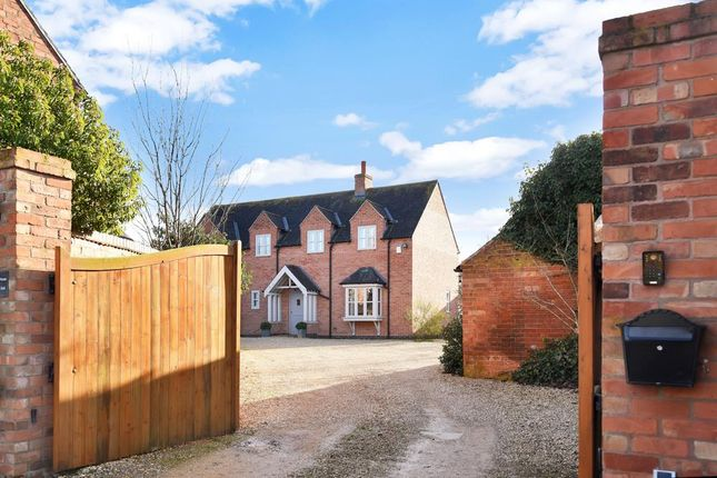 Thumbnail Detached house for sale in Burrough End, Great Dalby, Melton Mowbray