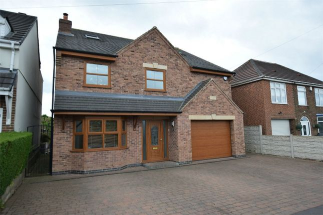 Thumbnail Detached house for sale in Windlea Road, Riddings, Alfreton, Derbyshire