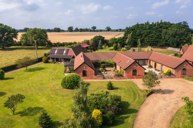 Thumbnail Barn conversion for sale in Norwich Road, Kimberley, Wymondham