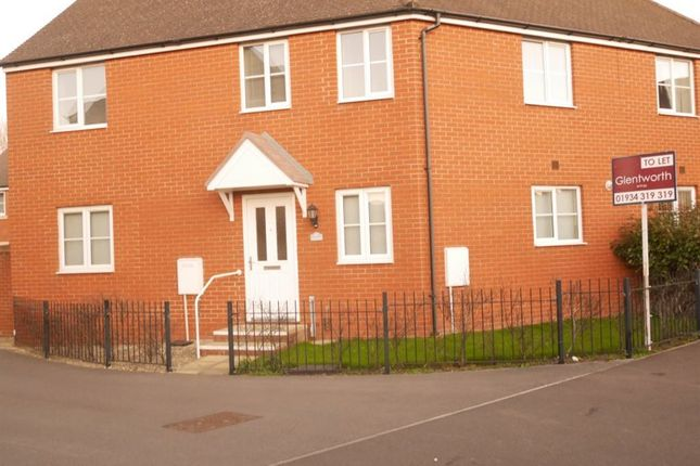 Thumbnail Semi-detached house to rent in Kent Avenue, West Wick, Weston-Super-Mare