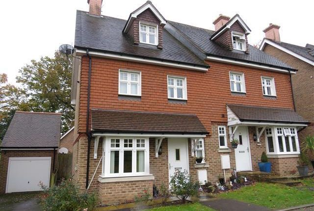 Thumbnail Property to rent in St. Pauls On The Green, Haywards Heath