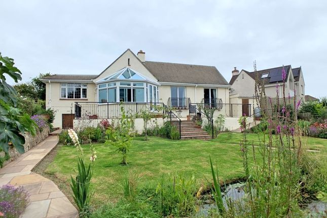 Thumbnail Detached bungalow for sale in Manstone Mead, Sidmouth