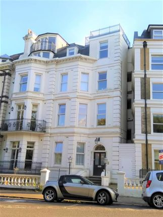 Thumbnail Flat to rent in Trinity Crescent, Folkestone, Kent