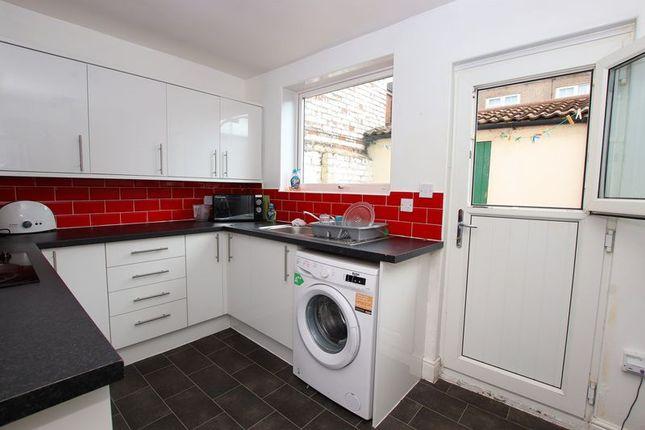 Kitchen of Gladstone Street, Loftus, Saltburn-By-The-Sea TS13