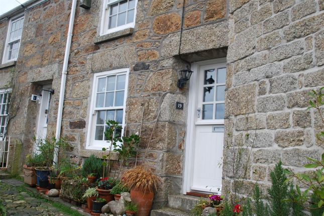 Thumbnail Terraced house for sale in Farmers Meadow, Newlyn, Penzance
