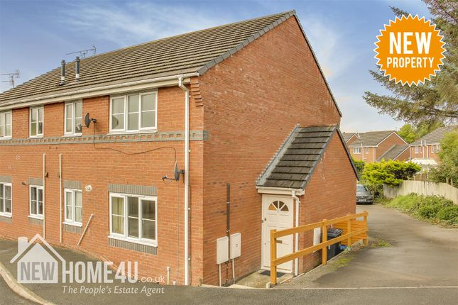 2 bed flat for sale in Nant View Court, Buckley