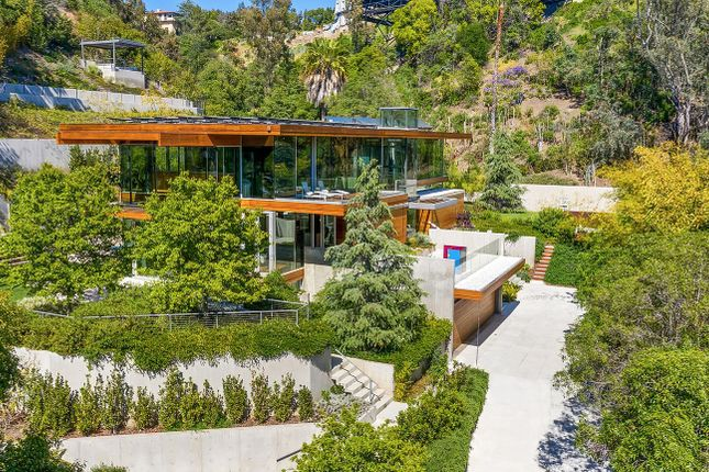 Thumbnail Property for sale in 1160 San Ysidro Drive, Beverly Hills, Los Angeles, California