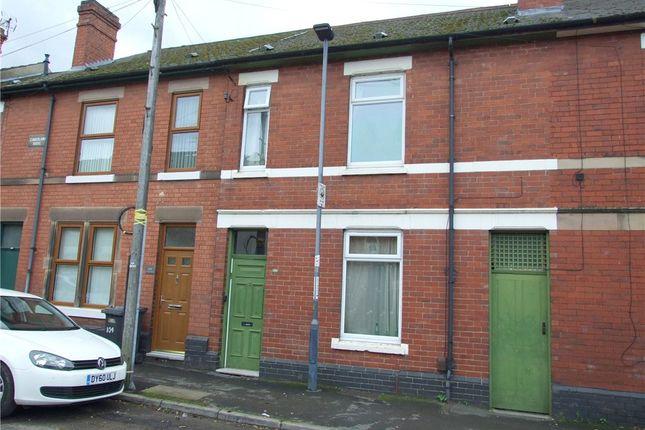 Front Elevation of Stanley Street, Derby DE22