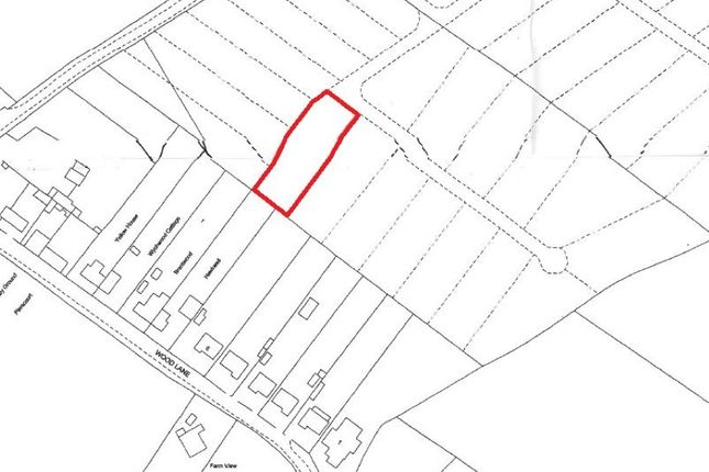 Thumbnail Land for sale in Plot 43, Turley Lane, Delly End, Hailey, Witney, Oxfordshire