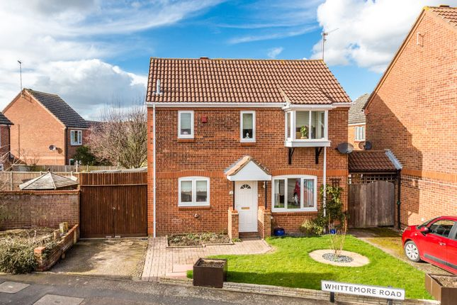 Thumbnail Detached house for sale in Whittemore Road, Rushden