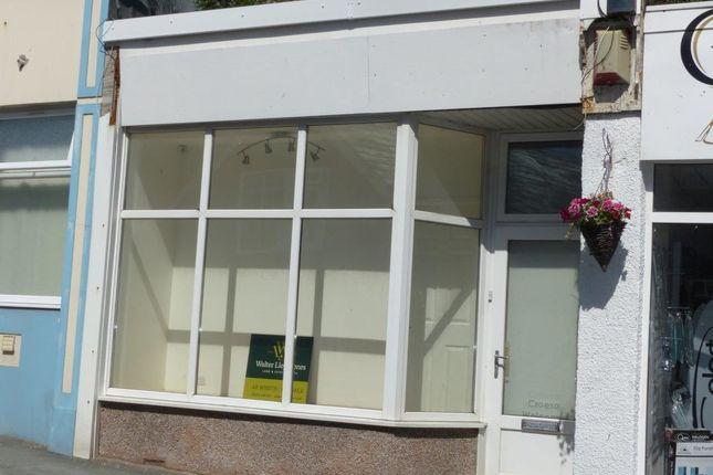 Thumbnail Studio for sale in 3 White Arcade, King Edward Street, Barmouth