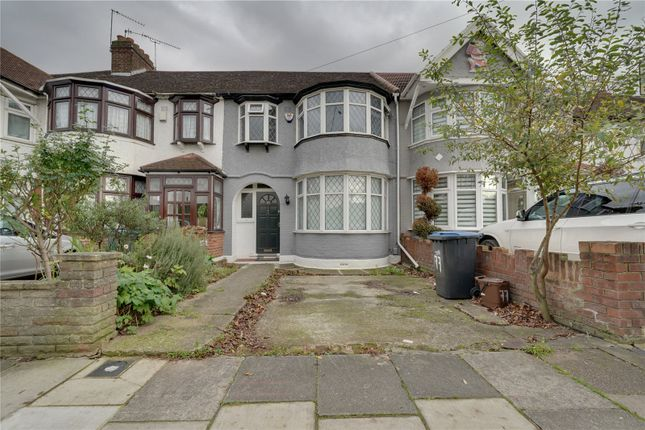 3 bed terraced house for sale in Dimsdale Drive, Enfield, Middlesex EN1