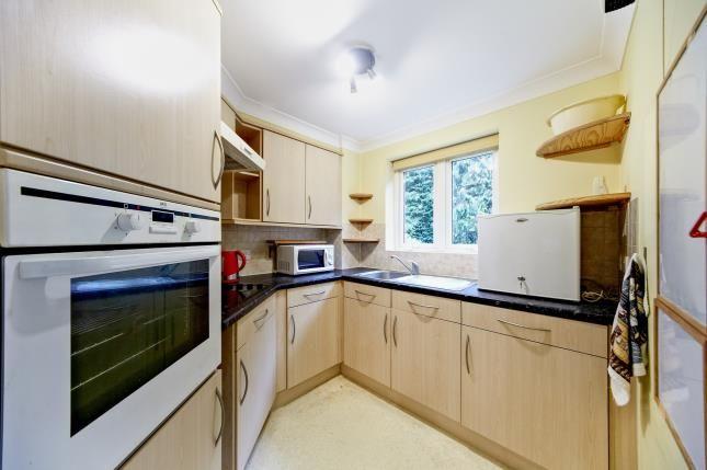 Kitchen of Asprey Court, Stafford Road, Caterham, Surrey CR3