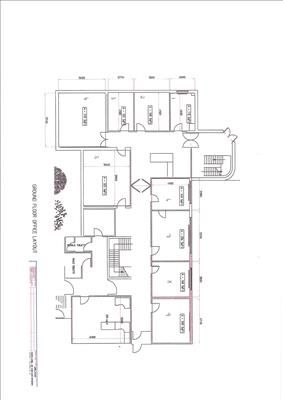 Floor Plan of Ground Floor Offices At Radnor Park Trading Estate Radnor Park, Congleton CW12