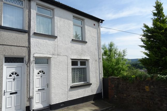 Thumbnail Terraced house to rent in Brychan Place, Merthyr Tydfil