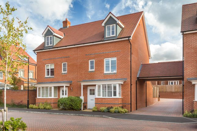 """Thumbnail End terrace house for sale in """"Woodvale"""" at Walworth Road, Picket Piece, Andover"""