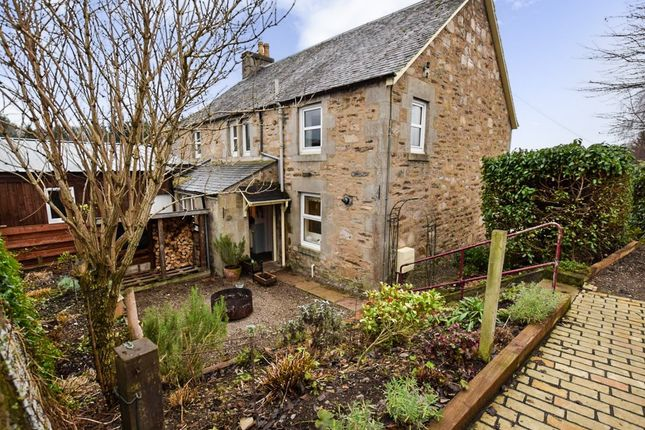 Thumbnail Semi-detached house for sale in Tomcroy Terrace, Pitlochry