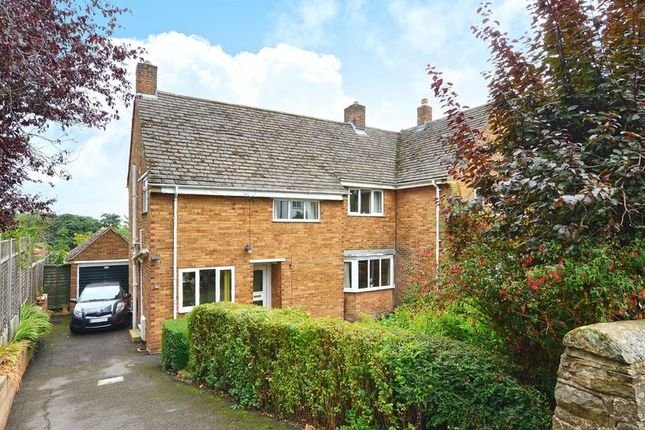 Thumbnail Semi-detached house for sale in Tom Lane, Fulwood, Sheffield