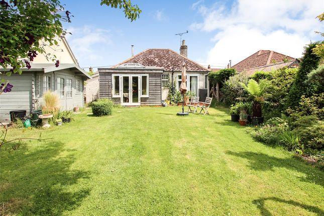 Thumbnail Bungalow for sale in Partridge Road, Brockenhurst, Hampshire
