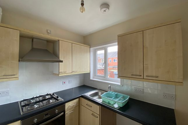 2 bed flat to rent in Granville Terrace, Wheatley Hill, County Durham DH6
