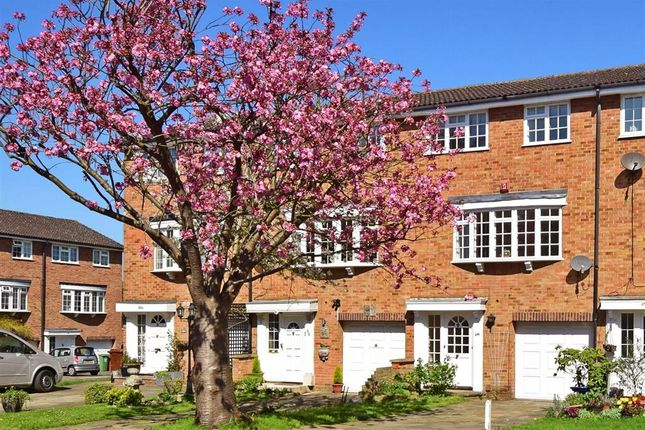 Thumbnail Town house for sale in Grange Road, Sutton, Surrey