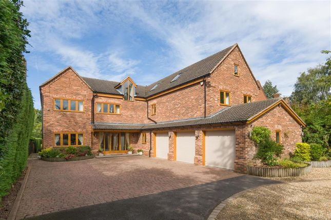 Thumbnail Detached house for sale in Broad Lane, Tanworth-In-Arden, Solihull, West Midlands