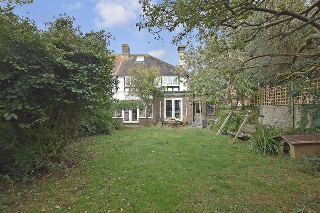 Rear Garden of Rowlands Road, Worthing, West Sussex BN11