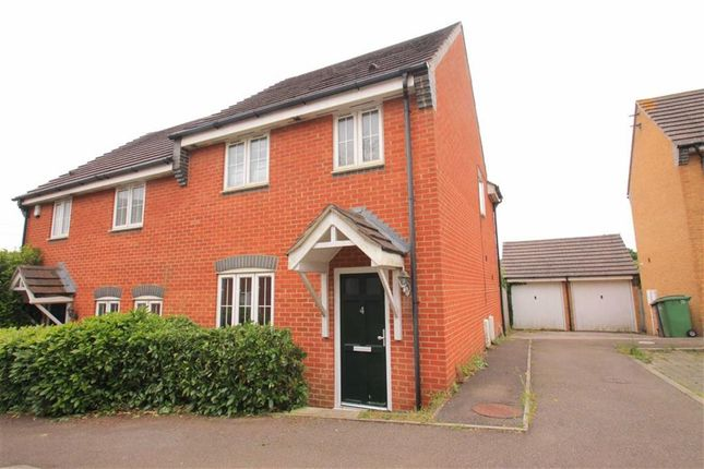 Thumbnail Semi-detached house for sale in Carvel Court, St Leonards-On-Sea, East Sussex