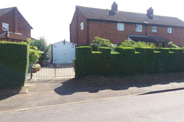 Thumbnail Terraced house for sale in Langley Dale, Stoke On Tern, Market Drayton