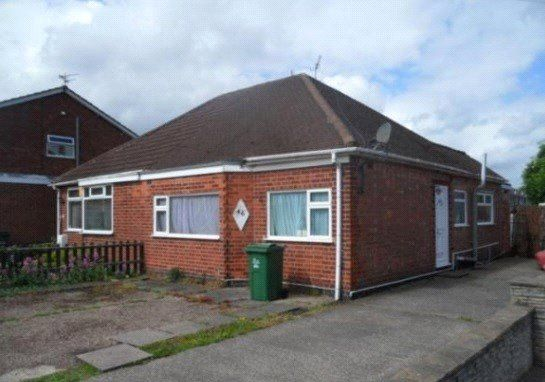 Thumbnail Semi-detached bungalow to rent in Colby Drive, Thurmaston, Leicester, Leicestershire