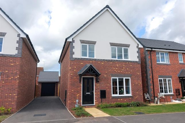 Thumbnail Detached house for sale in Foxwhelp Close, Soapstones, Stourport On Severn