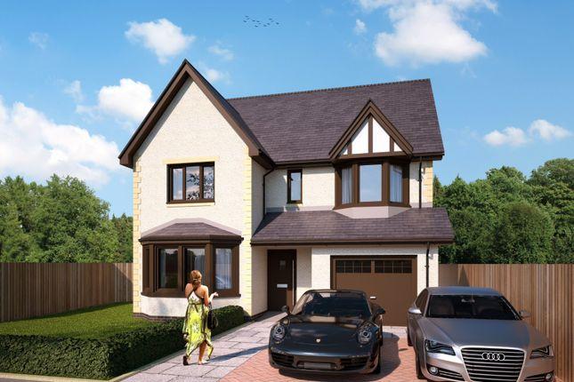 Thumbnail Detached house for sale in Breichwater Place, Fauldhouse, Bathgate, West Lothian