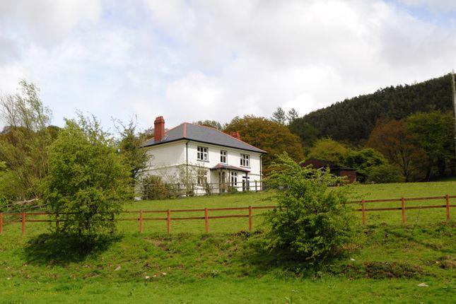 Thumbnail Detached house for sale in Pont Gwaith Yr Haearn Farm Lane, Blackwood