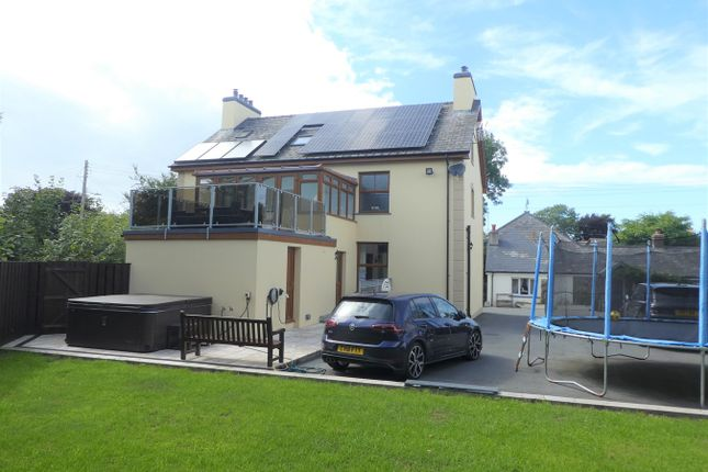 Thumbnail Detached house for sale in Caerwedros, Nr New Quay