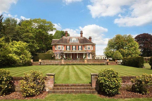 Thumbnail Detached house for sale in Shire Lane, Chalfont St. Peter, Gerrards Cross, Buckinghamshire