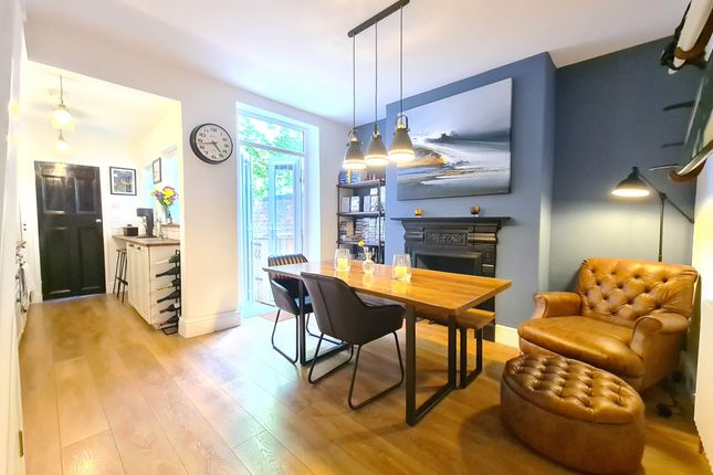 Thumbnail Terraced house to rent in Salisbury Terrace, York, North Yorkshire