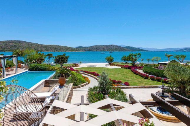 Properties for sale in crete greece crete greece for Greece waterfront property for sale