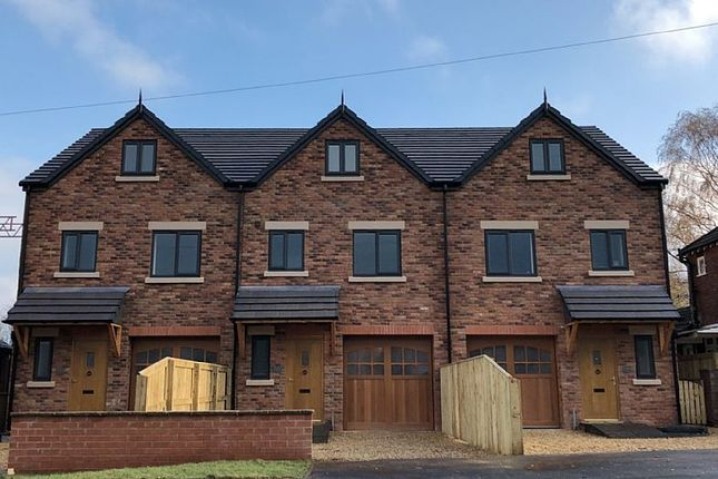 Thumbnail Town house for sale in The Hollies, 115B, Coppice Road, Poynton, Stockport, Cheshire